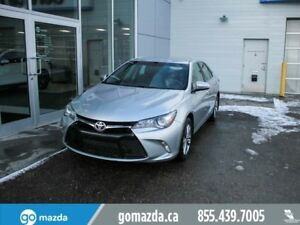 2017 Toyota Camry SE BACK UP CAM LEATHER BOLSTERED HEATED SEATS