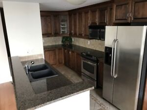 Amazing big 2 bedroom apartment on two levels at Bedford Highway