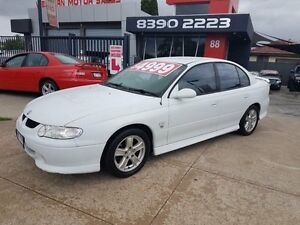 2002 Holden Commodore VX II S 4 Speed Automatic Sedan Cairnlea Brimbank Area Preview