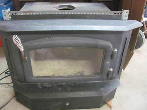 Wood Fireplace Insert for sale