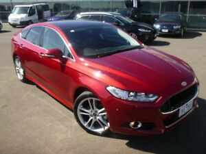 2017 Ford Mondeo MD 2017.50MY Titanium PwrShift Ruby Red 6 Speed Sports Automatic Dual Clutch
