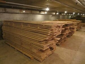 Air Dried Hardwood Lumber