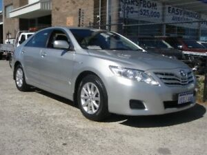 2011 Toyota Camry ACV40R 09 Upgrade Altise Silver 5 Speed Automatic Sedan Wangara Wanneroo Area Preview