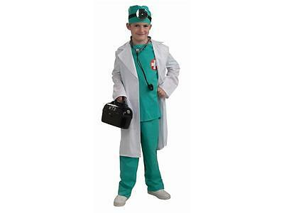 Kids Surgeon Costume (Chief Surgeon Child Costume)