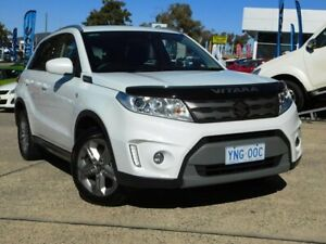 2017 Suzuki Vitara LY RT-S White 6 Speed Automatic Wagon Belconnen Belconnen Area Preview