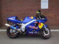 1999 SUZUKI GSX R600X READY FOR SUMMER