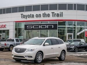 2014 Buick Enclave Full Buick Warranty Remaining $0 down $288Bi
