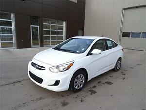 Brand New 2017 Hyundai Accent L Was $15706 now $12988 0% Avail