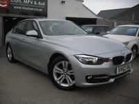 BMW 320 2.0TD ( 184bhp ) ( s/s ) 2013MY d Sport