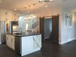 BRAND NEW 5 Bedroom + Den Home in NEW Sixmile Development!