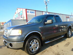 2008 Ford F-150 SUPPERCAB 4X4--ONE OWNER TRUCK--AMAZING SHAPE