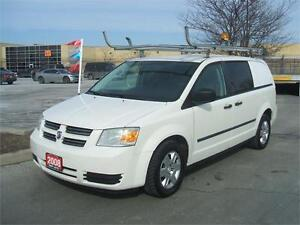 2008 Dodge Grand Caravan C/V LADDER RACK / SHELVES