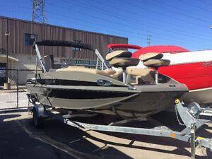 2017 Princecraft Ventura 192 Deckboat In-stock