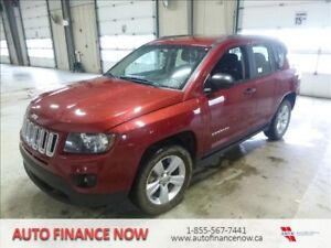 2014 Jeep Compass Sport 4WD BASIC & RELIABLE...A TRUE JEEP!!