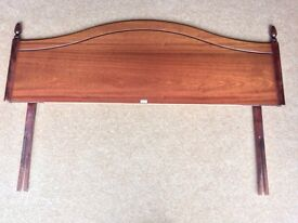 Head board for double bed