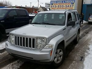 2011 Jeep Liberty Sport 0 DOWN $63 WEEKLY!