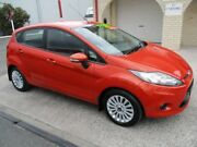 2011 Ford Fiesta WT LX Chilli Orange 5 Speed Manual Hatchback South Nowra Nowra-Bomaderry Preview