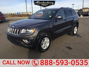 2015 Jeep Grand Cherokee 4WD LAREDO Accident Free,  Bluetooth,