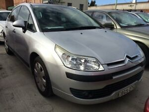 2008 Citroen C4 SX 1.6 HDI Silver 5 Speed Manual Hatchback Georgetown Newcastle Area Preview