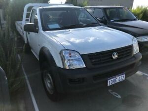 2005 Holden Rodeo RA DX 5 Speed Manual St James Victoria Park Area Preview