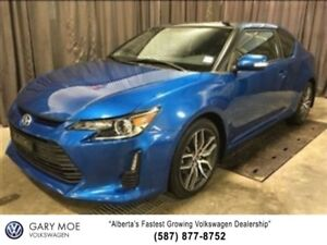 2016 Scion tC 2.5L Hatch Power options. Sunroof *172BW!