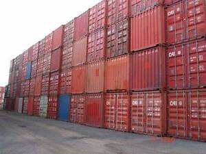 Fantastic B Grade Shipping Containers ONLY $1550 + GST - Sydney Sydney City Inner Sydney Preview