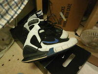 GENUINE NIKE Men's shoes, great condition (white) size 12