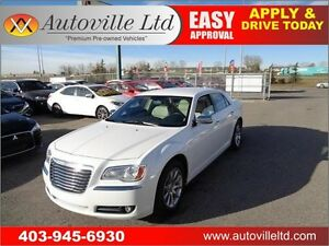 2012 Chrysler 300 LEATHER BCAMERA