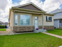 Bridgwater Forest bungalow with finished basement!