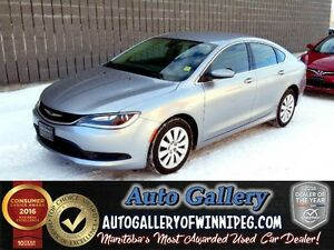 2015 Chrysler 200 LX*Only 7,669 kms!
