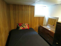 Brand new constructed rooms for rent