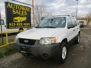 ** AS-IS** 2007 Ford Escape XLT