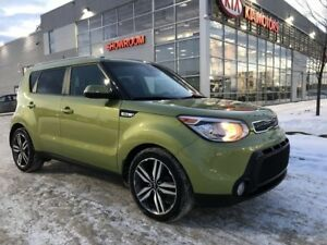2015 Kia Soul SX FWD 2.0L *REARVIEW CAMERA/HEATED SEATS/BLUETOOT