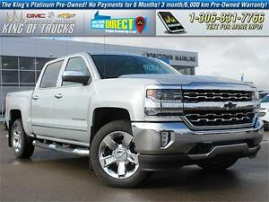 2016 Chevrolet Silverado 1500 LTZ Local | One Owner | PST Paid