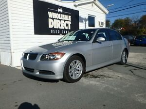 2008 BMW 3 Series SEDAN 323i 6 SPEED 3.0 L