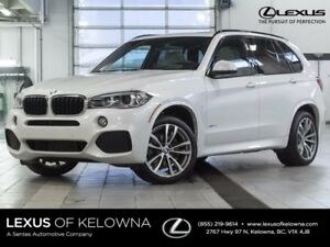 2016 BMW X5 xDrive35i M Sport w/7 Passenger Seating