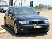 2007 BMW 120i E87 MY07 Blue 6 Speed Automatic Hatchback Minchinbury Blacktown Area Preview