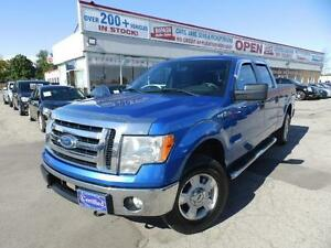 2012 Ford F-150 XLT ECO BOOST CREW CAB 4X4 BACK CAMERA BLUETOOTH