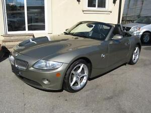 2005 BMW Z4 3.0i ROADSTER !!!1 OWNER LOCAL ONTARIO CAR!!!