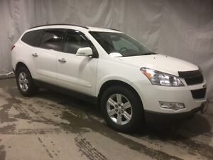 2010 Chevrolet Traverse 1LT- ONE OWNER! LOCAL TRADE!
