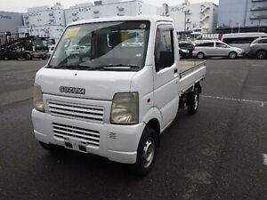 2003 Suzuki Carry 600 4x4 Dump Box