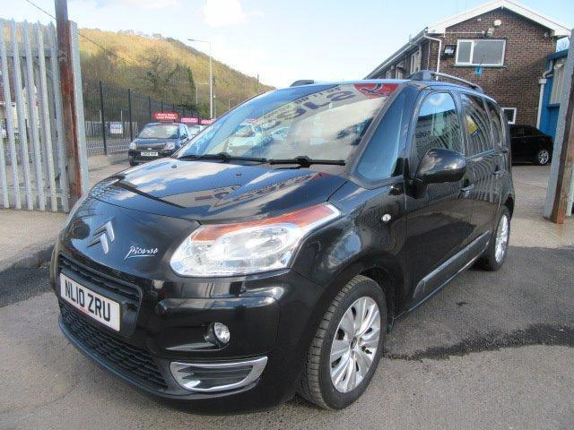 2010 10 citroen c3 picasso 1 6 picasso exclusive hdi 5d 90 bhp diesel in aberdare rhondda. Black Bedroom Furniture Sets. Home Design Ideas