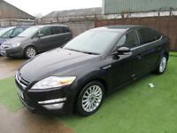 2013 Ford Mondeo 1.6 TDCi ECO Zetec Business 5dr (start/stop) ONE O
