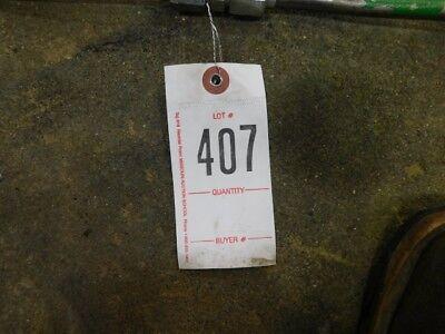Jd 4020 Tractor Long Steel Hydraulic Line Tag 407