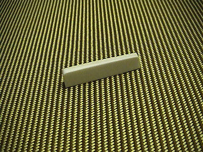 AAA BONE NUT BLANK for GUITAR ELECTRIC & ACOUSTIC - HANDMADE PRO LUTHIER'S STOCK