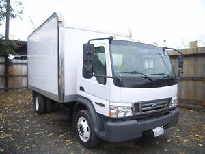 FORD LCF 2006 4.5 TURBO DIESEL ENGINE VT275