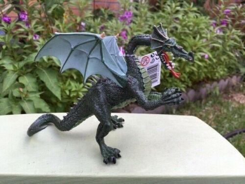 GREEN DRAGON by Safari Ltd/ 60445/ toy/ RETIRED