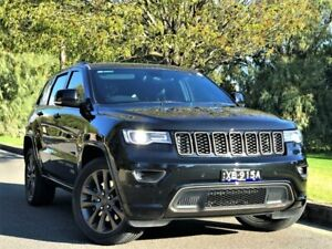 2016 Jeep Grand Cherokee WK MY16 75th Anniversary Grey 8 Speed Sports Automatic Wagon Hyde Park Unley Area Preview