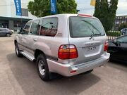 2002 Toyota Landcruiser FZJ105R GXL Silver Automatic Wagon Edgeworth Lake Macquarie Area Preview