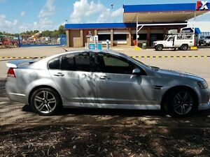 2009 Holden Commodore VE SV 6 Silver 4 Speed Auto Active Select Sedan Winnellie Darwin City Preview